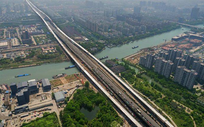 水质状况为优 2020杭州大运河水环境治理报告出炉