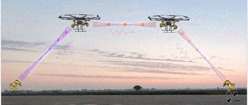 南大团队使用光学中继助推移动量子网络构建