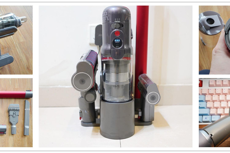 能吸又能拖,小狗吸尘器T12 Pro初体验