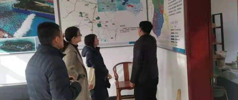 国家发展改革委派驻灵寿县挂职干部赴易地扶贫搬迁安置区调研