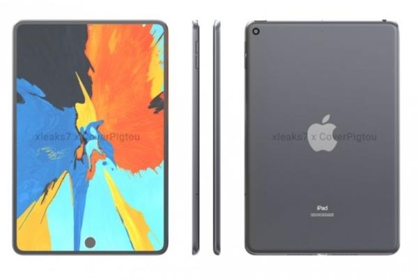 iPad mini6曝光 采用新设计 或将搭载屏下指纹