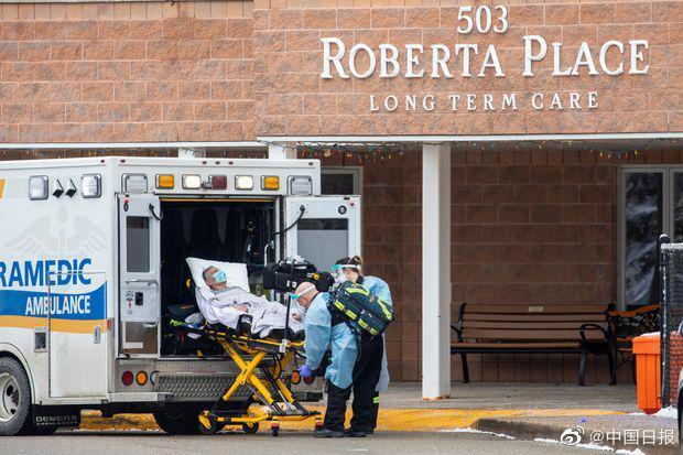 加拿大护理院发现新冠病毒不明变异株 已致19人死亡