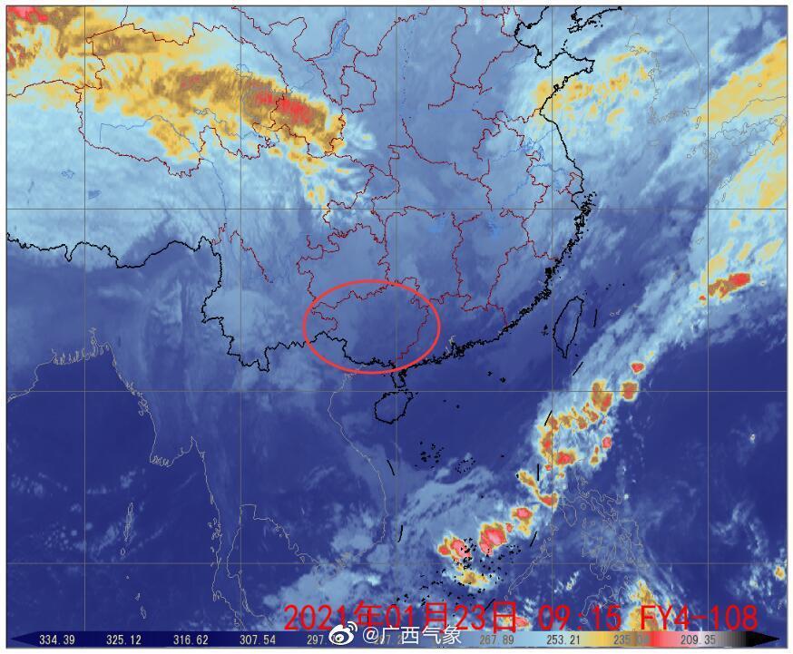 经历了两天有点湿润的天气,周六的早晨,全区大部都在努力地拨云