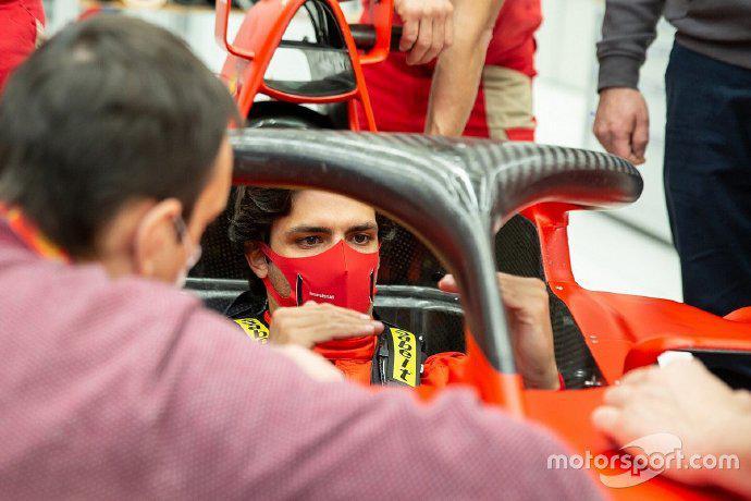 法拉利确认私家试车计划 塞恩斯本周首秀
