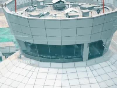 40秒飞瞰天府国际机场最新影像