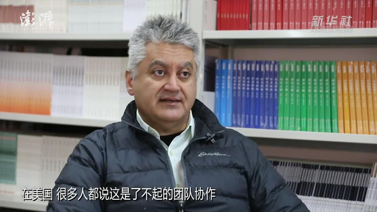 生活在兰州的美国外教:我给中国点个赞