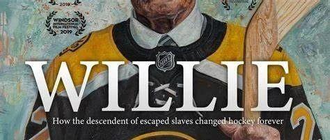 佳片推荐 | 第一位在NHL打球的黑人运动员——《Willie》