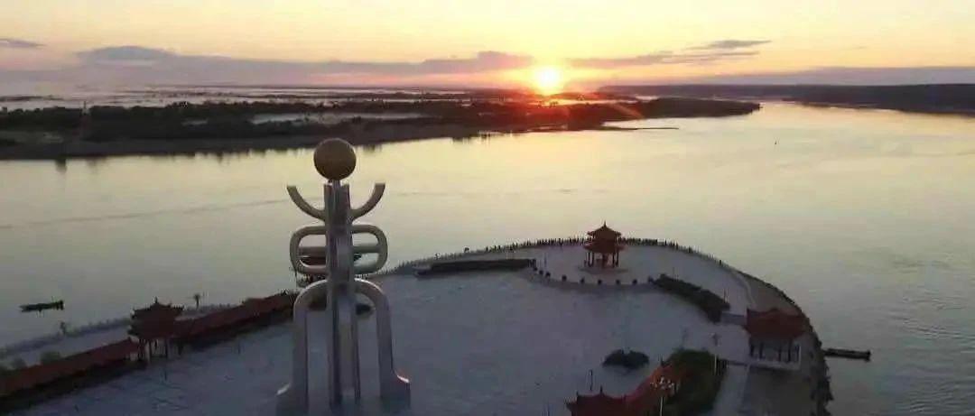 云赏·冰雪龙江丨黑瞎子岛 华夏东极中俄界岛