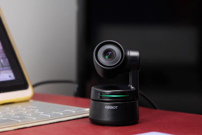 AI跟随+2X变焦,视频会议更专业,OBSBOT Tiny