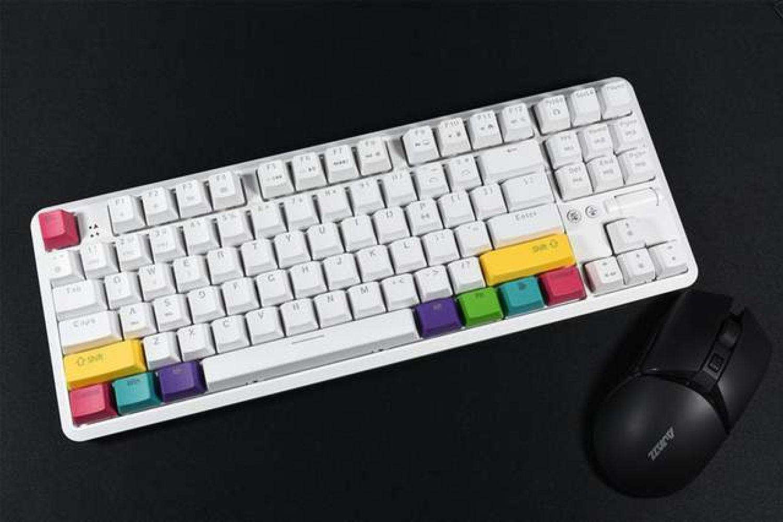 入了一款国民品牌双模机械键盘实属是真香