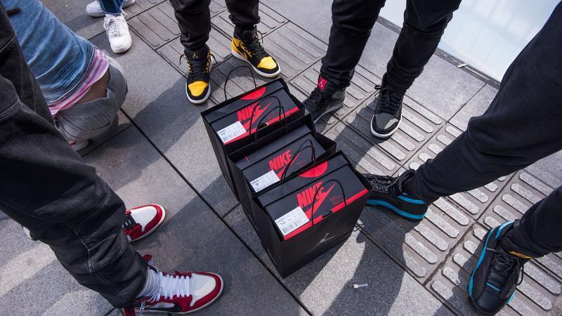 Nike北美总经理离职背后:炒鞋创业,还是投机倒把?