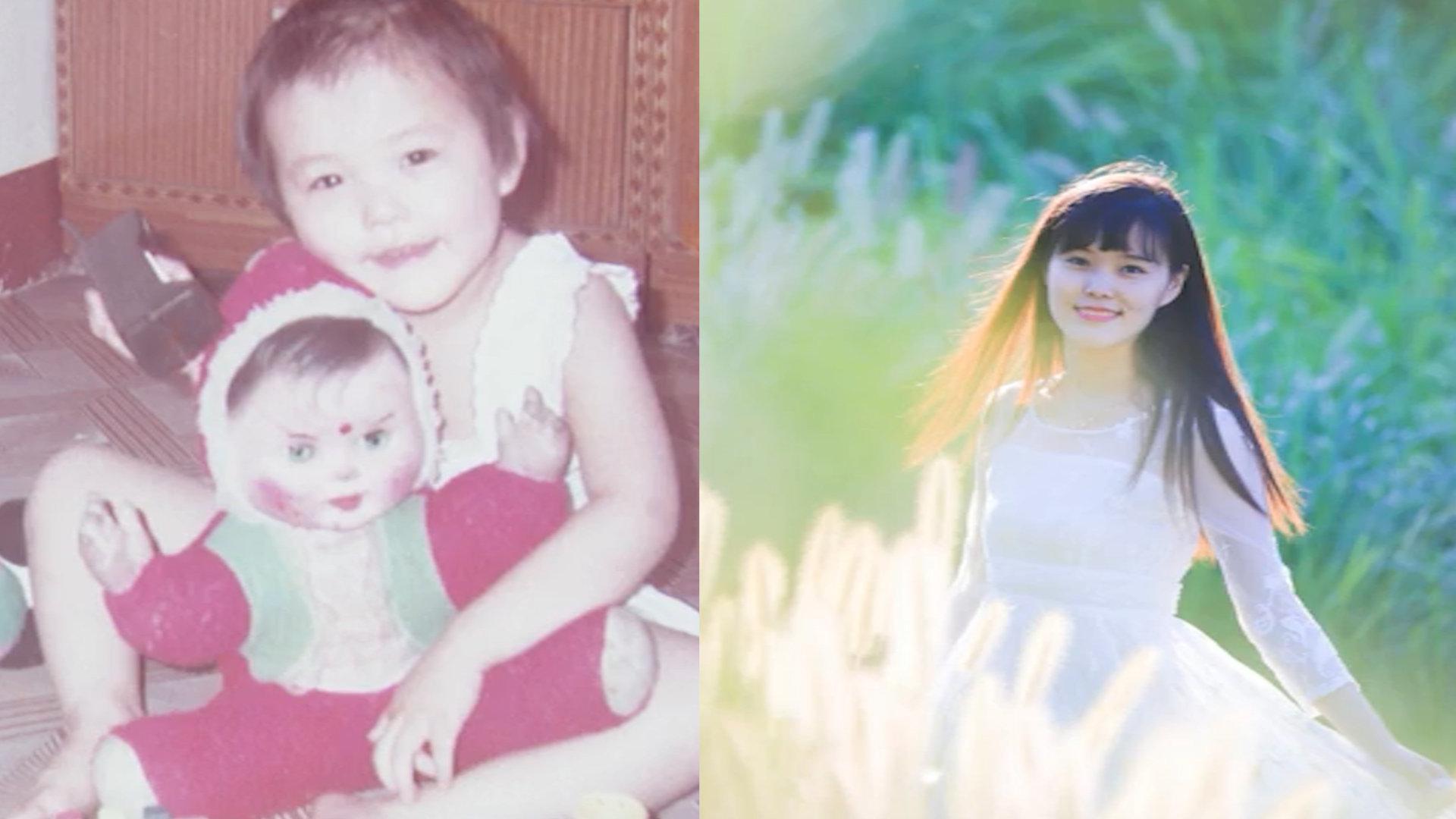 父亲拍近万张照片记录女儿成长