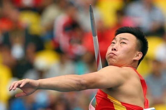 链球新人破70米成中国第8人 36岁标枪老将奋力摘银