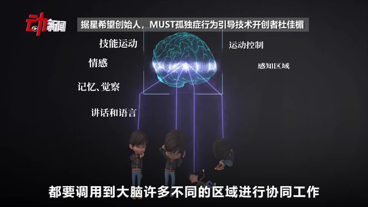 中国自闭症患者推算超千万