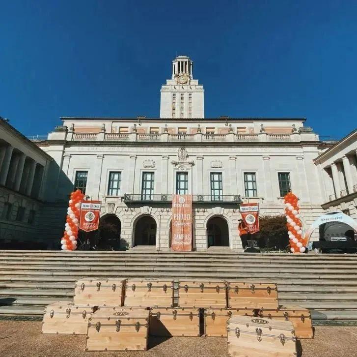 【项目报名】德州大学奥斯汀分校2021暑期课程上线啦!