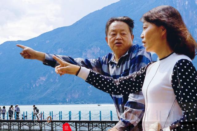 #COP15春城之约#丨从大泊口瞭望滇池