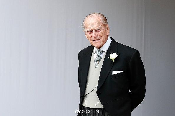 白金汉宫宣布:菲利普亲王去世,享年99岁