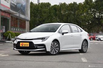 丰田雷凌促销中,最高直降1.64万,新车全国9.79万起!
