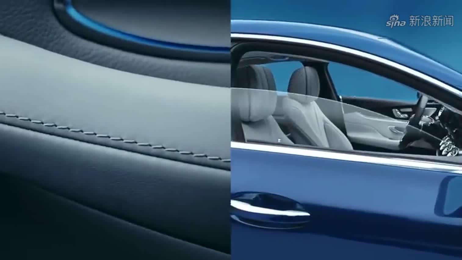 视频:更优雅更运动!全新2022款奔驰CLS和CLS 53 AMG外观内饰抢先看