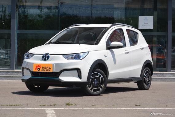 确认过眼神,遇上对的车,北汽新能源EC3全国5.24万起