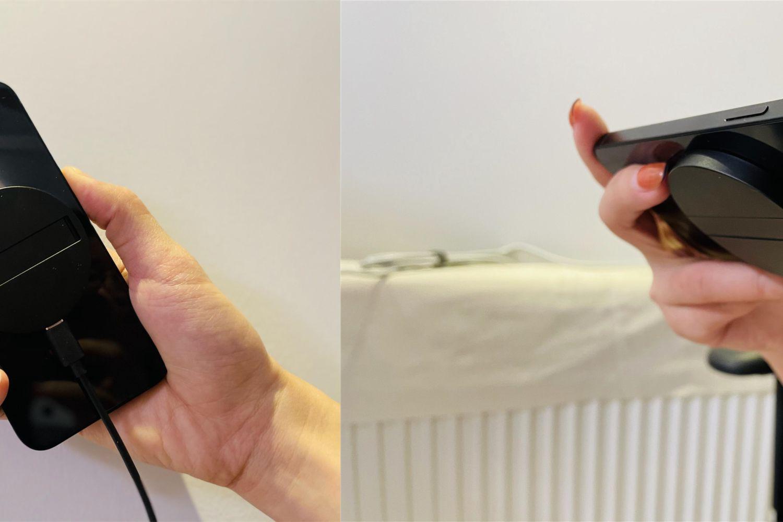 第三方Magsafe的新选择:esr亿色磁吸无线充