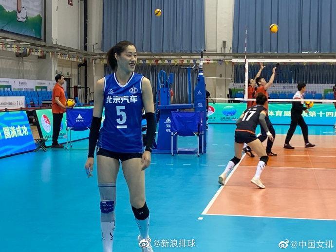 全运女排资格赛刘晓彤休战 北京3-0云南斩获首胜