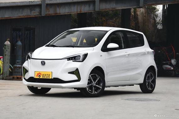 只买适合不买贵,关键性价比超高长安汽车奔奔E-Star最高优惠1.96万