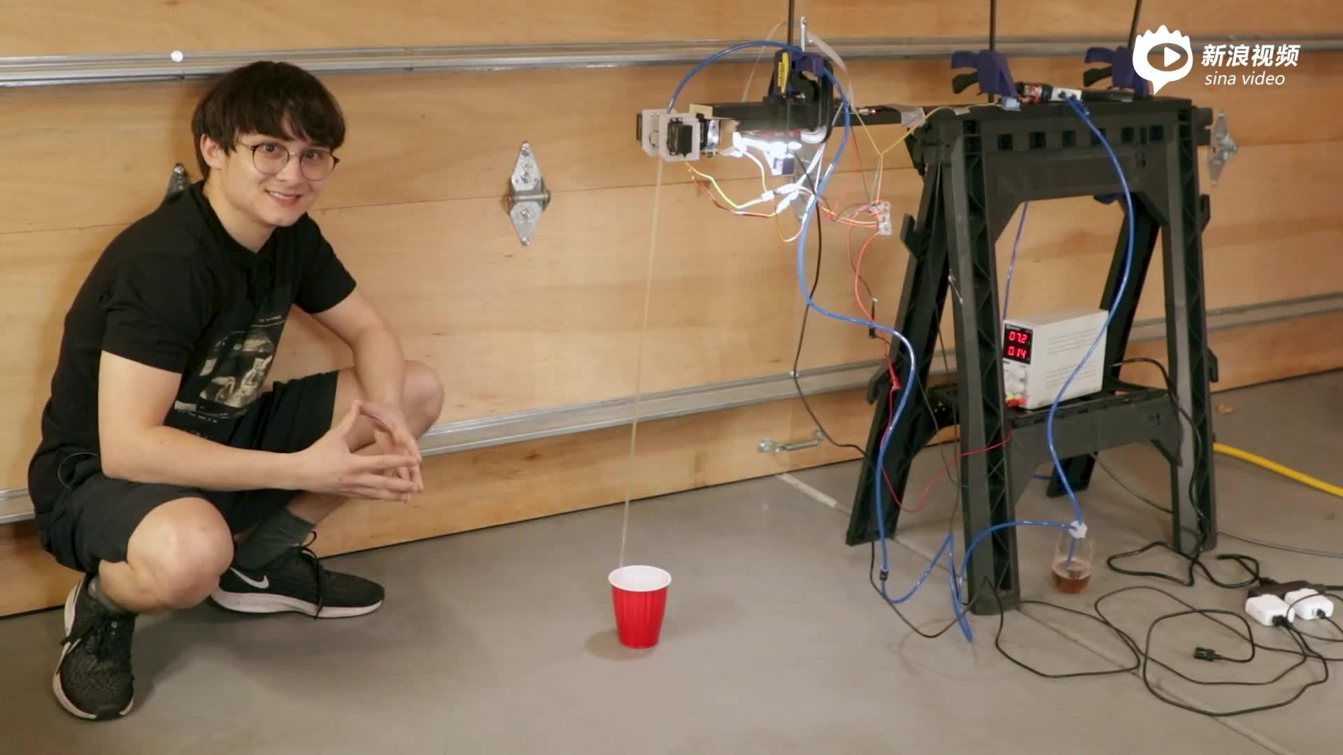 教波士顿大黄狗倒啤酒:Teaching a Robot Dog to Pee Beer