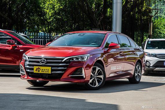 广汽传祺传祺GA6促销中,最高直降1.12万,新车全国9.77万起!