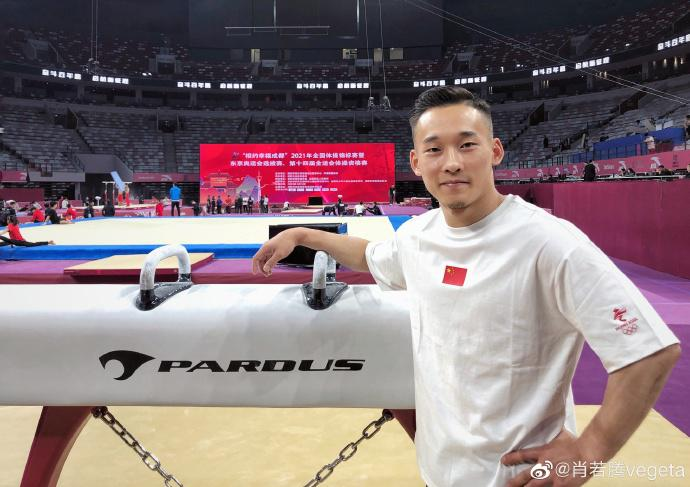 肖若腾战奥运心情迫切 邹敬园:转战全能更多挑战