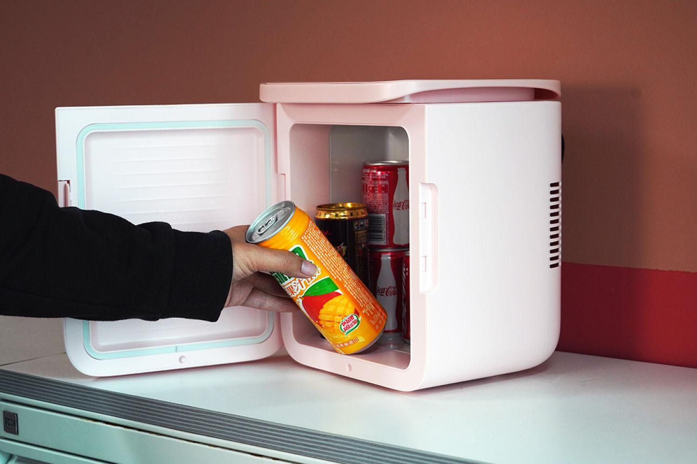 可冷可暖、近乎0噪音,学生冰箱倍思小冰屋
