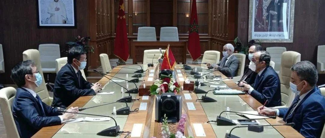 摩洛哥众议长:感谢中方为摩方抗击疫情提供的宝贵支持