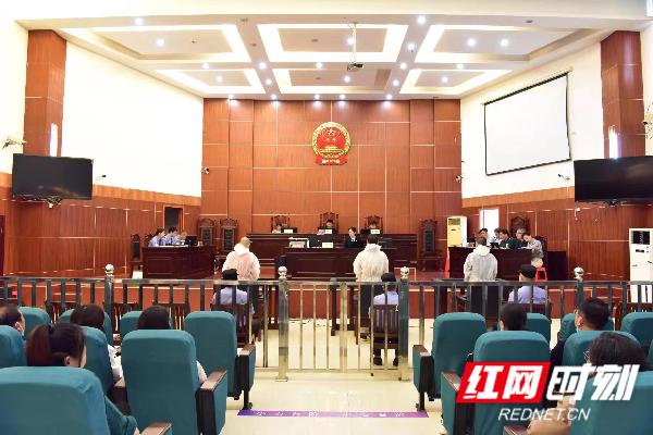 江永县人民检察院对廖洋、肖龙斌、刘亚斌等案件派员出庭公诉