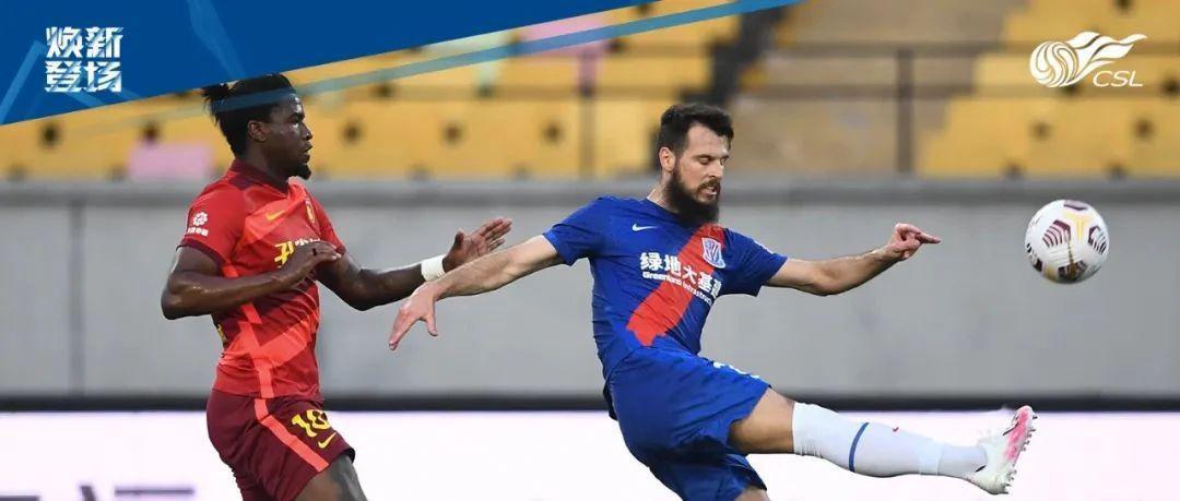 超战报   河北队1-1上海申花 武汉队0-2北京国安