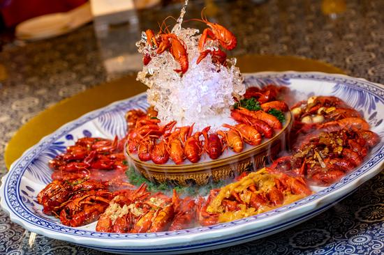 大连香格里拉大酒店小龙虾美食节重磅来袭