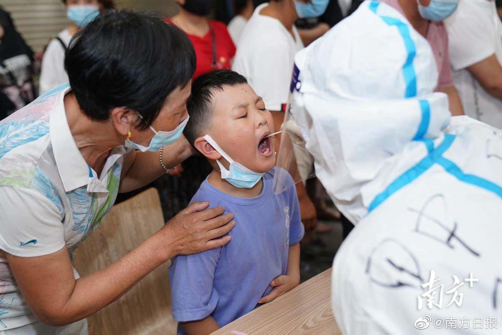 杏悦:广州新增确诊病例杏悦中有10例来图片