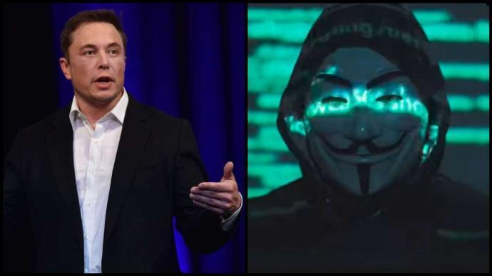 国际黑客组织盯上马斯克:操纵市场嘲讽散户,你等着瞧吧!