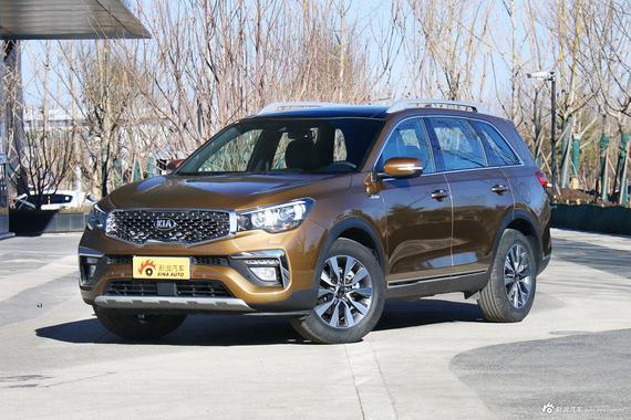 价格来说话,6月新浪报价,起亚KX7全国新车15.81万起