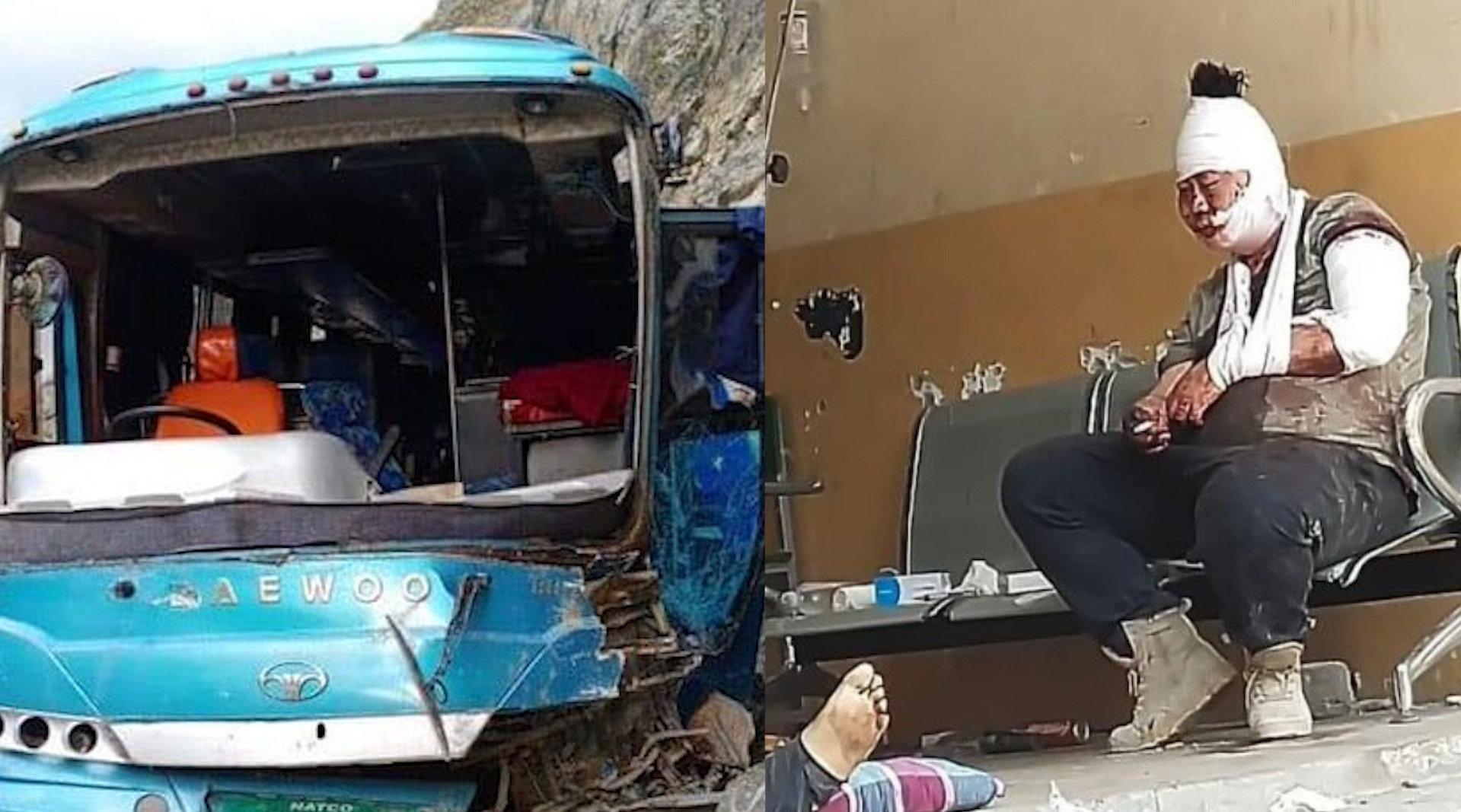 现场:巴基斯坦一大巴突发爆炸至少10人死亡 外媒称多名中国公民死伤