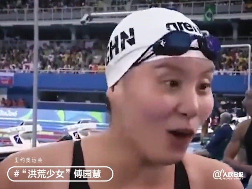 中国奥运天团名场面