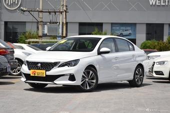 价格来说话,8月新浪报价,标致408全国新车8.63万起