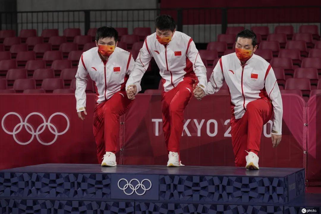 樊振东:东京奥运是我的一个逗号 感受到肩上责任