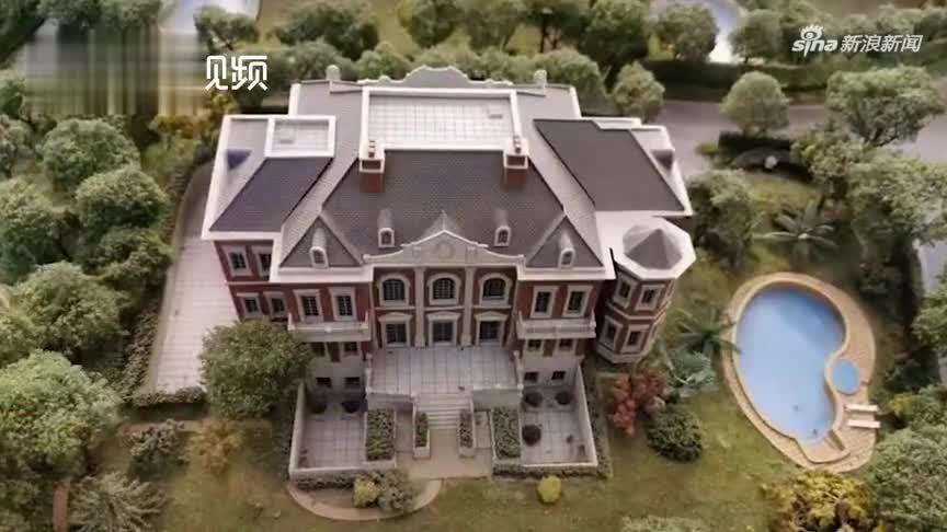 上海法拍房现起拍价2.6亿豪宅