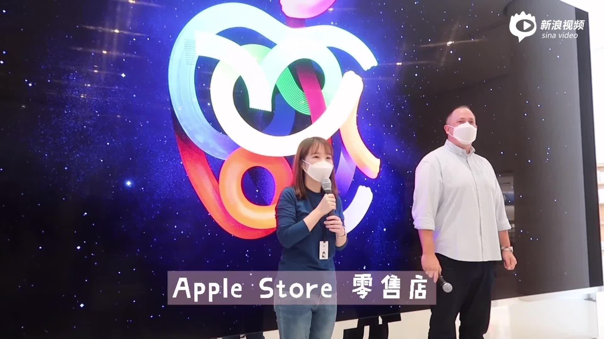 浪游记|探店湖南首家Apple Store