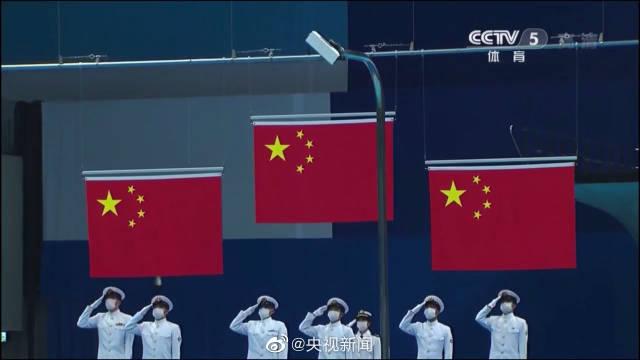 中国残奥军团96金高燃混剪