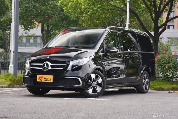 只买适合不买贵,关键性价比超高奔驰V级最高优惠0.01万