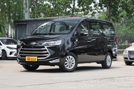 新一轮价格战来袭,江淮汽车瑞风M4全国最高直降0.93万
