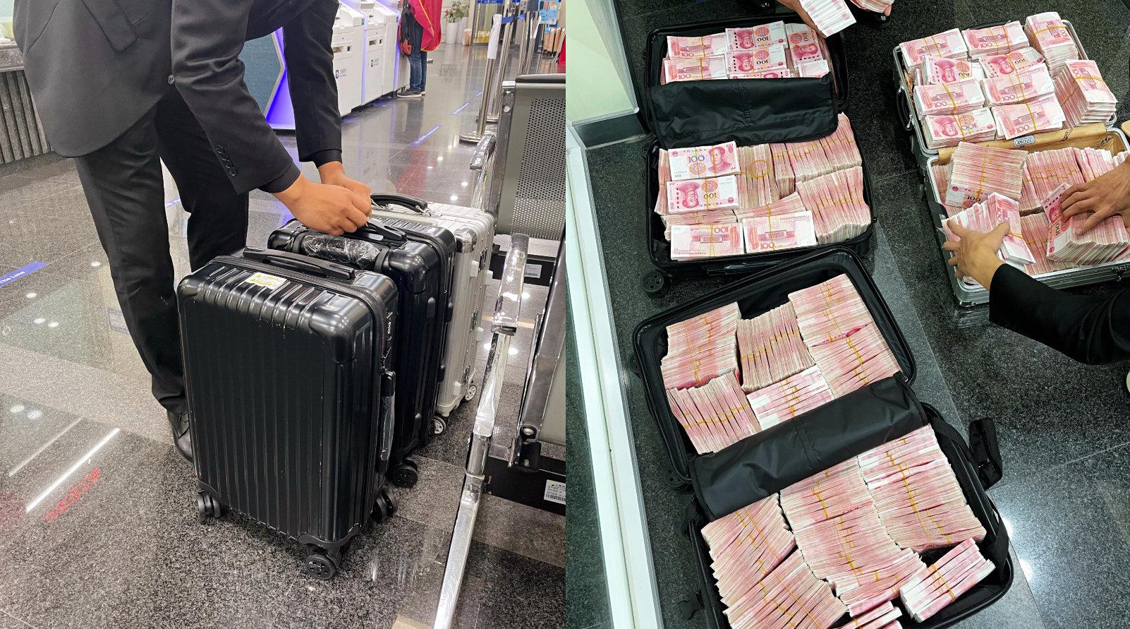 当事人回应因上海银行服务太差取走500万遭质疑