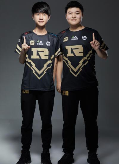 RNG团队宣传照