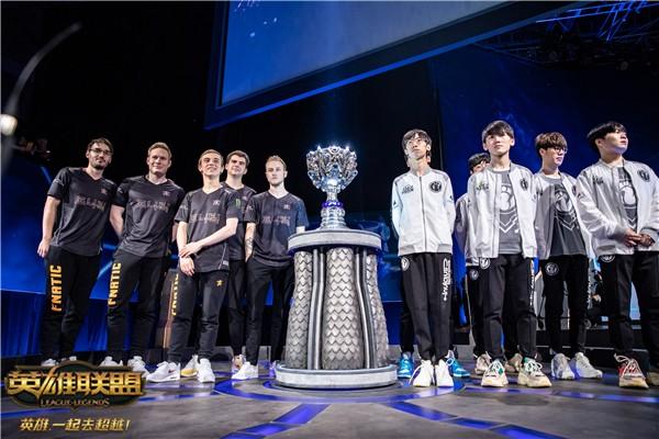 IG将与FNC对全球总冠军展开角逐